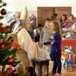 St. Nicholas Luncheon Sunday December 4th at 11:45
