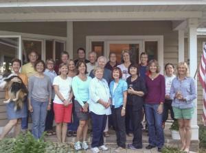 Choir Retreat 2014